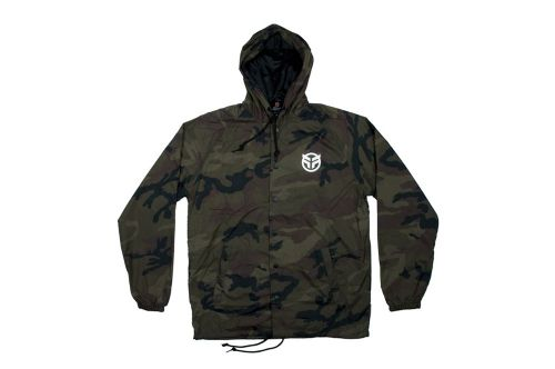 Federal Logo Jacket - Camo Medium